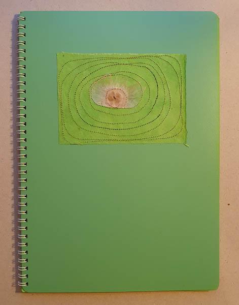 carnet mélaminé et papier végétal