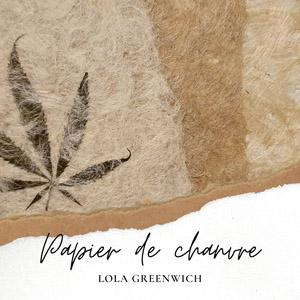 papier végétal de chanvre