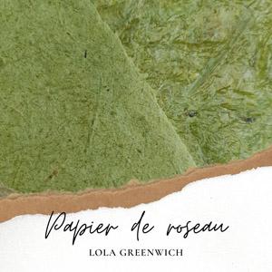 papier végétal de roseau